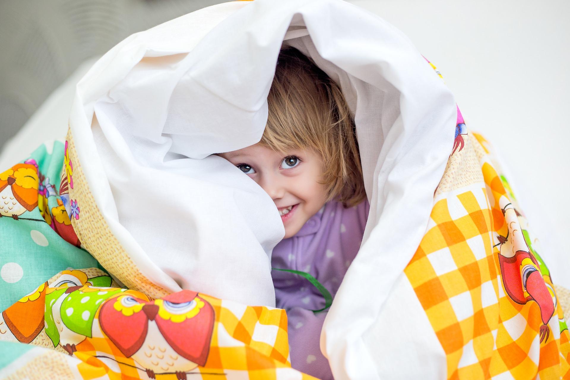 Wybór pościeli dla dziecka: kolorystyka i rozmiar