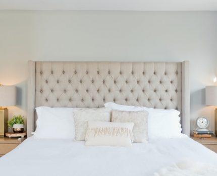 Jak oddzielić łóżko od reszty pokoju?