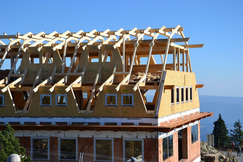 Wiązary dachowe jakie drewno?